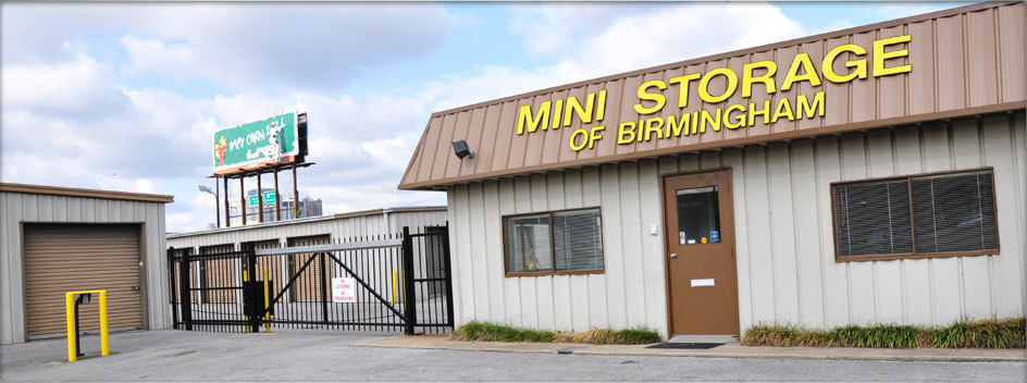 Mini Storage Of Birmingham